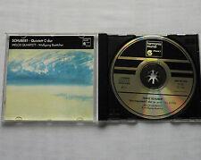 MELOS QUARTET-BOETTCHER/SCHUBERT String quintet D.956 GERMANY CD HMC 901494(1994
