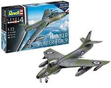 Revell Hawker Hunter FGA.9 British Legends 1:72 Scale Model Kit - 03908