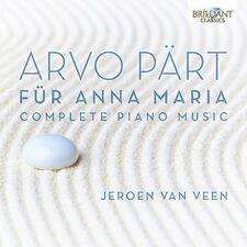 Jeroen van Veen - Fur Anna Maria [New CD]