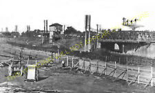 Raynes Park Railway Station Photo. Wimbledon to Malden and Motspur Park. (11)