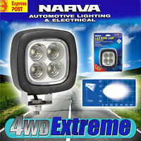 NARVA COMPACT LED WORK LAMP FLOOD BEAM LIGHT L.E.D SPREAD 12 & 24 VOLT 12V 72453