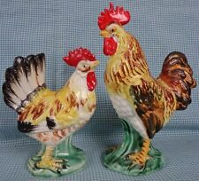 Mid Century Lefton Chickens Very Nice! #2396 ~ FREE SHIPPING