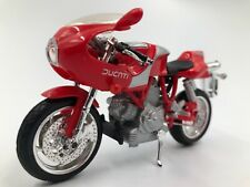 Maisto Diecast Ducati Motorcycle MH900E Red 1:18