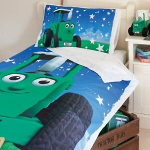 Tractor Ted Duvet Cover Set, Single. ONLINE EXCLUSIVE