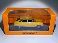 PROMO : Renault 16 / R16 de 1965  au 1/43 de Minichamps / Maxichamps