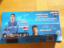 Pepsi Cola Truck Nr.38 SZ 1:87 Mack Hauber Michael Ballack
