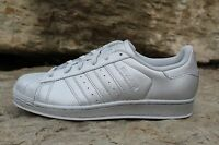 14 New Rare Adidas Originals - Superstar Women's Shoes SZ 6.5-8.5 Silver BB8139