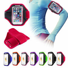 Gym Running Jogging Arm Band Sports Armband Case Holder Strap For Apple Samsung