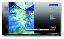 60 x STAEDTLER Lápices quilates Aquarell artista colorante soluble en agua-Lata De Regalo