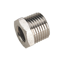 """SA1/1214F Sealey Adaptor 1/2""""BSPT Male to 1/4""""BSP Female [Accessories]"""