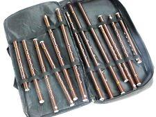 Woodwind Musical Instrument Plastic Made  Kawala  Salamiya  SET  13  Tunes  !!!!