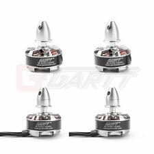 US 4 x GARTT ML 2205S 2300KV Brushless Motor For FPV Mini QAV 210 250 Quadcopter