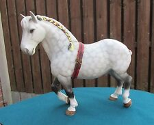 BESWICK PERCHERON HORSE - 2464 - PERFECT