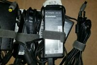 Genuine Lenovo ThinkPad 90W 20V 4.5A  AC Adapter Charger Power Supply