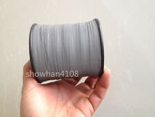 2mmx1000m Double Sided Reflective Yarn Thread For Weaving Hat Ribbon Rope Belt !