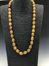 Collect China old jade Necklace.  b260