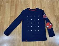 Boys Spiderman Marvel Shirt Size XS 4/5