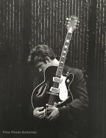 1984 Vintage CHRIS ISAAK & Guitar By HERB RITTS Music Songwriter Photo Art 16x20