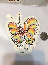 Supreme vinyl sticker decal skateboard laptop Gonz clown butterfly Gonzales Mark