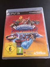 Skylanders Superchargers PS3. Game Disc Only. Free UK Postage