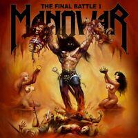 MANOWAR - THE FINAL BATTLE I (EP)   CD NEUF