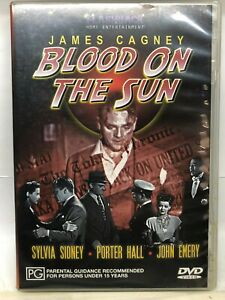 Blood on the Sun - DVD - AusPost with Tracking