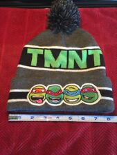 Teenage Mutant Ninja Turtles Pom Hat One Size NWOT #