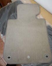 Set 4 tappeti tappetini anteriori + posteriori moquette -ORIGINALI- BMW 1 E87