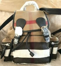 Authentic Burberry Backpack New With Tags