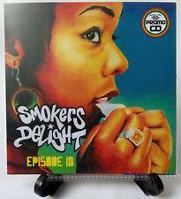 'Smokers Delight' - Episode 10 Reggae CD - Various Artists (PROMO) Nov 2019