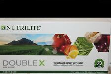 Nutrilite Double X Vitamin Supplement w/Tray