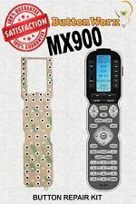 Genesis MX900 Button Repair Pad MX-900 Universal Remote Control URC 0Z5URCMX900
