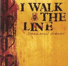 I Walk the Line CD Desolation Street Finnish Punk The Clash Psychedelic Furs