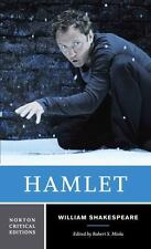 Hamlet (New Edition)  (Norton Critical Editions), Shakespeare, William, Acceptab