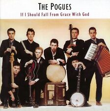 The Pogues - If I Should Fall from Grace with God [New CD] Bonus Tracks, Rmst, C