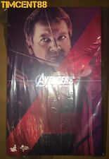 Ready! Hot Toys Marvel Avengers Age of Ultron 1/6 Hawkeye AOU Jeremy Renner