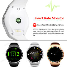 KW18 Bluetooth Smartwatch Montre Connecté SIM GSM Pour Android Samsung iPhone LG