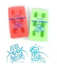 Cool Jewels Dimond Ice Cake Fondant Silicone Mould Mold Diy Tool Baking Craft