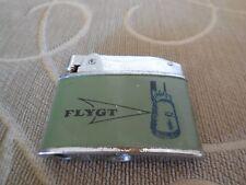 Vintage FLYGT Penguin Lighter