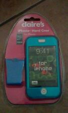 BRAND NEW! Claire's Blue iPhone Hard Case - Fits Original iPhone/iPod - CLASSIC!