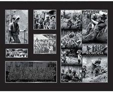 New Kokoda Trail Limited Edition Memorabilia Framed