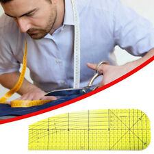 Sewing Supplies Clothing Making DIY Measuring Tool Patchwork Ironing Ruler