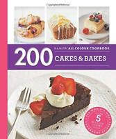 200 Cakes & Bakes: Hamlyn All Colour Cookbook by Lewis, Sara Paperback Book
