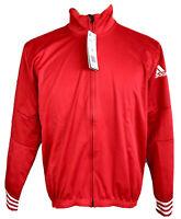 Adidas Adistar.oj.ls Jersey $225 Mens Cycling Switzerland Red CW7728 Sz XL