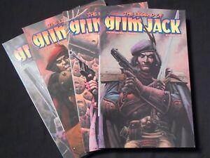 THE LEGEND OF GRIMJACK Vol 1 2 3 8 IDW Graphic Novel TPB Ostrander Tim Truman