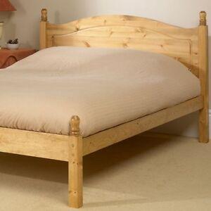 FASTRAK FRIENDSHIP MILL ORLANDO 5FT KINGSIZE LOW FOOT END BED FRAMES ANTIQUE