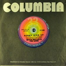 """7"""" MITCH MILLER & THE GANG Sunny Side Up/You're Cream In My Coffee COLUMBIA 1961"""