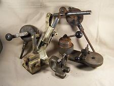 Sioux Tools Valve Seat Grinder Dresser w/ Peiseler Tool Hit Miss Engine Vintage