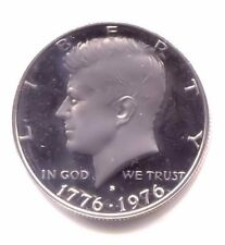 Kennedy 1976 S Bicentennial Cameo Proof U.S. Half Dollar Coin - San Francisco