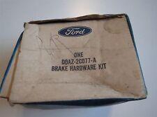 NOS 1970 FORD GALAXIE XL LTD COUNTRY SQUIRE BRAKE HARDWARE KIT D0AZ-2C077-A NEW